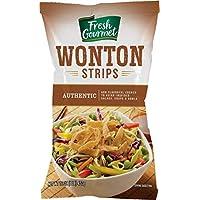 Fresh Gourmet Authentic Wonton Strips