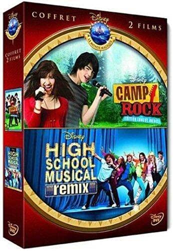 Camp rock ; high school musical remix