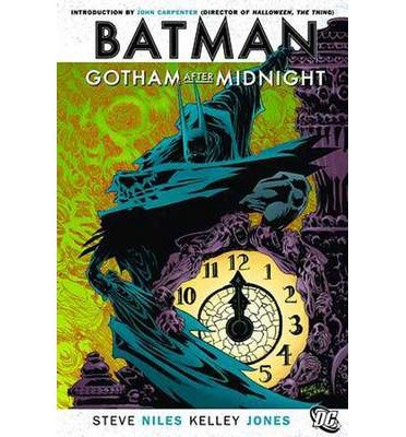 (Batman: Gotham After Midnight) By Niles, Steve (Author) Paperback on 08-Sep-2009