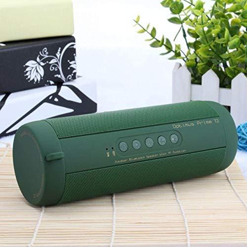 Bluetooth-luidspreker, waterdicht, draagbaar, draadloos, buiten, mini-zuil, houder voor luidsprekers, TF-kaart, HiFi-Box, 5mmDual-C402D