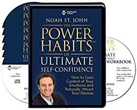 The Power Habits of Ultimate Self-Confidence (6 CDs / Writable PDF Workbook)