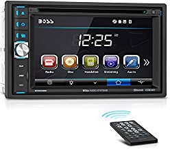 BOSS Audio BV9358B Car DVD Player – Double Din, Bluetooth...