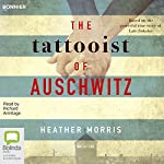 The Tattooist of Auschwitz cover art
