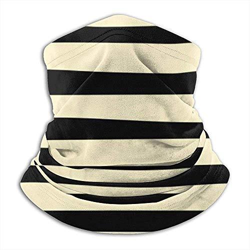 Cuello Bufanda Dibujado a Mano de Moda de Patrones sin Fisuras con pasamontañas Horizontal Máscara de esquí Más cálido Invierno Abrigo para la Cabeza