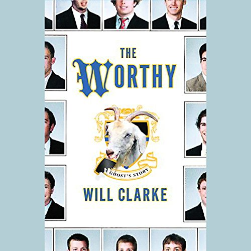 The Worthy audiobook cover art