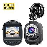 Dash Cam 1080P,Mini Dash Cam Dash Camera with 120...