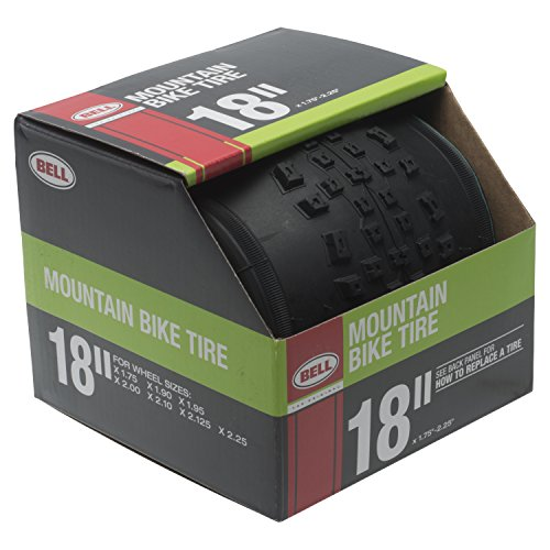 Bell Mountain Bike Tires in Standard or Flat Defense