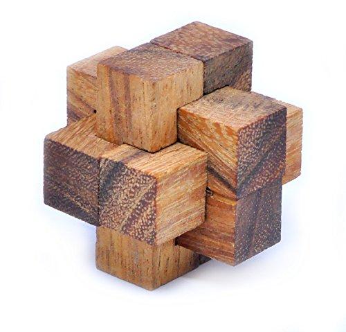 Puzzles  Madera Burr