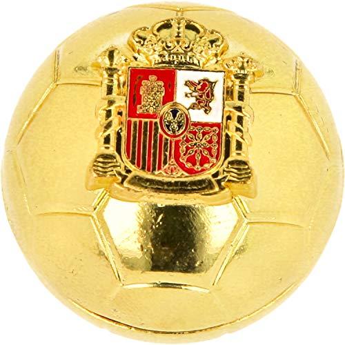 MovilCom – Calamita da frigo con magnete | Figure magnetiche | Calamite Frigo Calcio Spagna | Design esclusivo Ricordo di Spagna Calcio (mod.015)