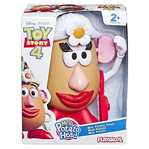 Hasbro Potato Head- Toy Story 4 Mrs. Potato Personaggio Ispirato al Film, Multicolore, E3092ES0