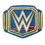 WWE Authentic Wear Universal Championship Blue Replica Title Belt