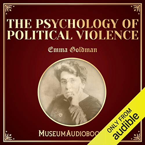 The Psychology of Political Violence audiobook cover art