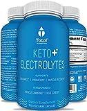 Best Electrolyte Tablets - Keto Electrolyte Supplement - Plant-Based Keto Electrolytes Tablets Review