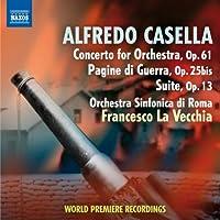 Concerto for Orchestra/Op. 61/Pagine De Guerra/Op.