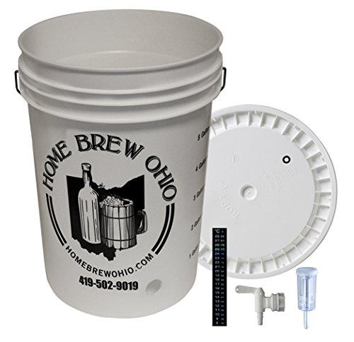 Home Brew Ohio Plastic Fermentation Kit