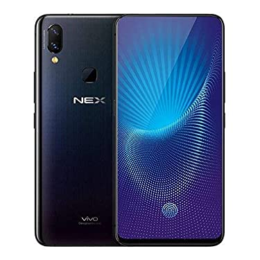 Vivo Nex S 8GB+256GB 6.59 Inch in-Display Fingerprint Scanning Ultra FullView Screen Fast Charge 4G LTE Smartphone