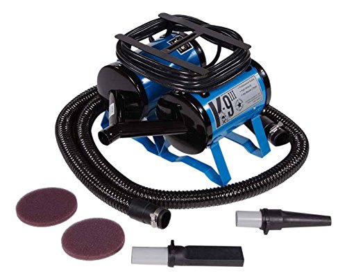 K-9 III High Velocity Professional Dog/Pet Grooming Dryer/Blower