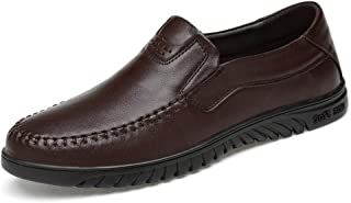 [BTXXY] ビジネスシューズ 紳士 靴 メンズ 革 プレーントゥ 内羽根 快適 男性用 革靴