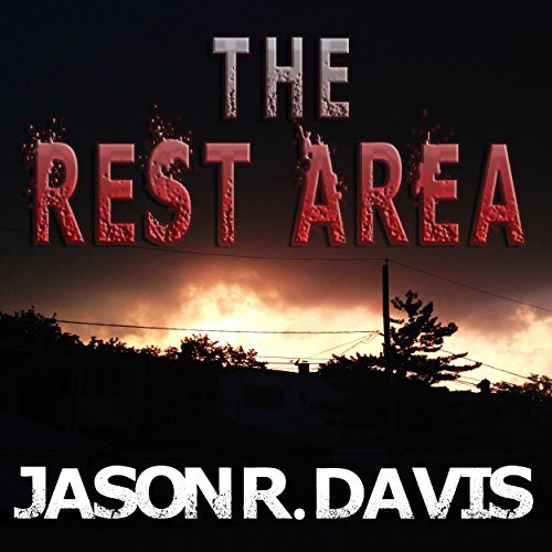 Rest Area audiobook cover art