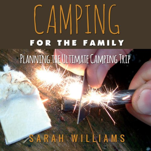 Camping for the Family audiobook cover art