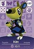 Nintendo Animal Crossing Happy Home Designer Amiibo Card Kitt 127/200 USA Version