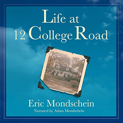 Life at 12 College Road audiobook cover art