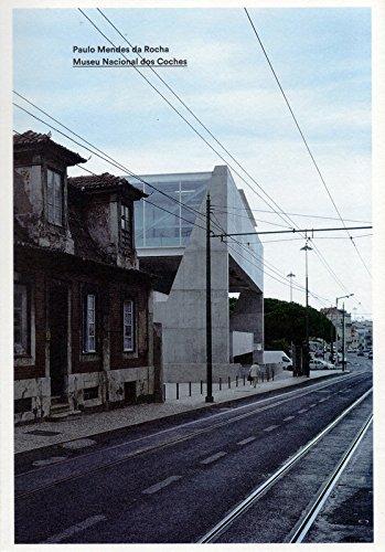 Paulo Mendes da Rocha: Museu Nacional dos Coches