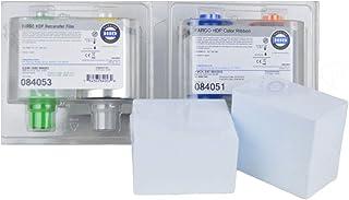 Fargo 84051 YMCK (500 Print Yield) + Fargo 84053 Transfer Film (1500 Transfer) + 200 Premium White PVC CR80.30 Cards - My ID City