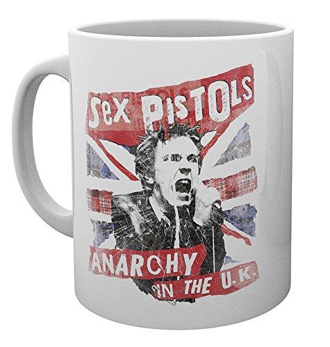 GB eye Ltd Sex Pistols, Union Jack, Tasse, Keramik, Verschiedene, 15x 10x 9cm