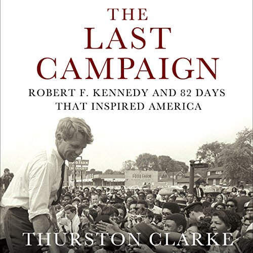 The Last Campaign audiobook cover art