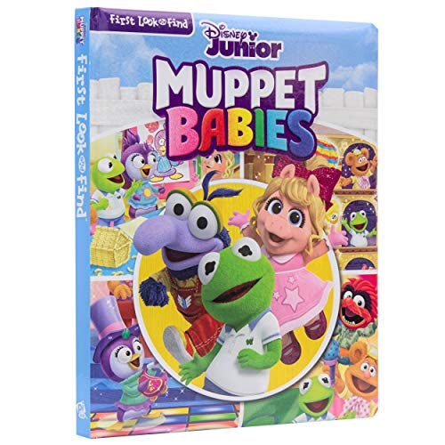 Disney Junior Muppet Babies (Look and Find)