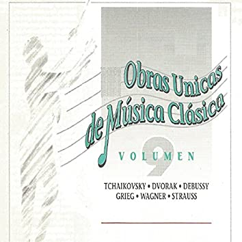 Obras Unicas de Música Clásica Vol. 9