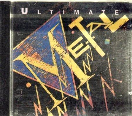 Ultimate Metal by Whitecross, Barren Cross, Zion, Deliverance, Bloodgood, Guardian, Jerusalem, Xal (1991-03-22)