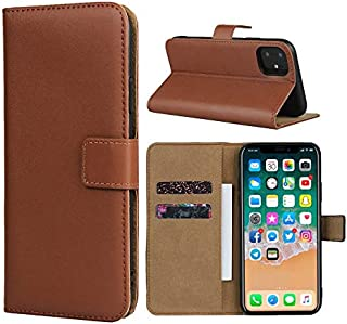 Jaorty for iPhone 11 Pro Max Case,PU Leather Folio Flip Wallet Case Cover Magnetic Closure Book Design with Kickstand Feat...