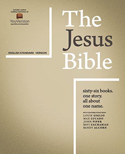 The Jesus Bible, ESV Edition, eBook (English Edition)