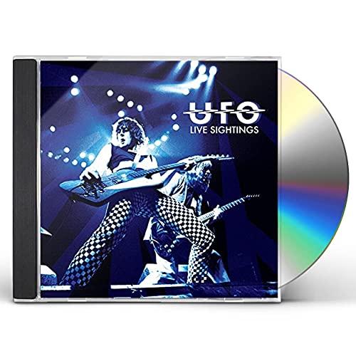 UFO: Live Sightings (Audio CD (Box Set))