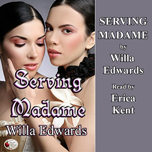 Serving Madame audiobook cover art