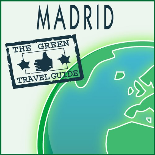 Madrid audiobook cover art