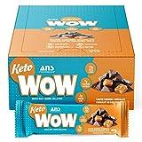 KetoWOW Bar (caramel salé)