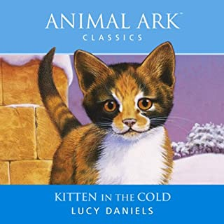 Animal Ark: Kitten in the Cold cover art
