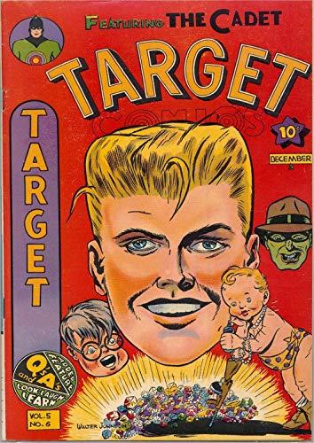 Target Comics v05 06 -fixed (English Edition)