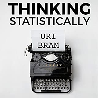 Thinking Statistically cover art