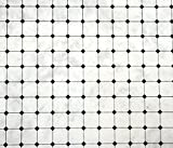 Melody Jane Puppenhaus Schwarz auf Grau Fliesen Effekt Papier Miniatur 1:12 Maßstab Bodenbelag