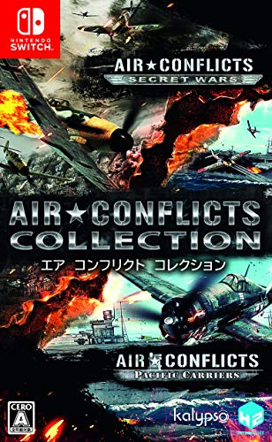 Air Conflicts Collection (エアコンフリクト コレクション) - Switch