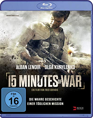 15 Minutes of War [Blu-ray]