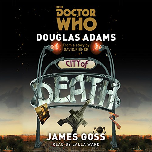 Doctor Who: City of Death cover art