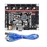 Función principal: la placa de circuito está optimizada por circuito, puede resolver eficazmente el problema de calefacción. - Voltaje de entrada: DC12V-DC24V 5A-15A. - 32 Bit LPC1768 Maestro Chip de la tarjeta de control de la CPU. - Microprocesador...