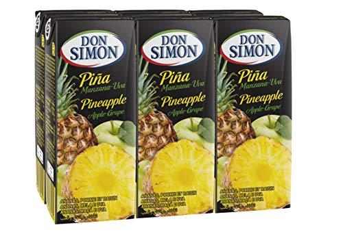 Don Simon Zumo Piña Uva, Pack de 6 x 200ml