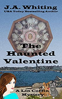 The Haunted Valentine (A Lin Coffin Mystery Book 7) by [J A Whiting]