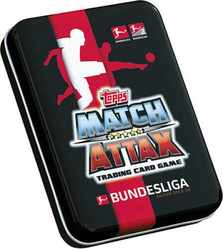 Unbekannt Match Attax Mini Tin Saison 2019/20
